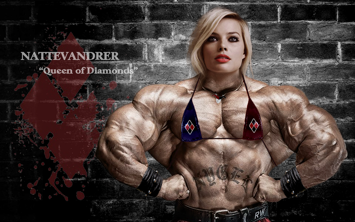 Queen of Diamonds By Nattevandrer Complete NG by Nattevandrer