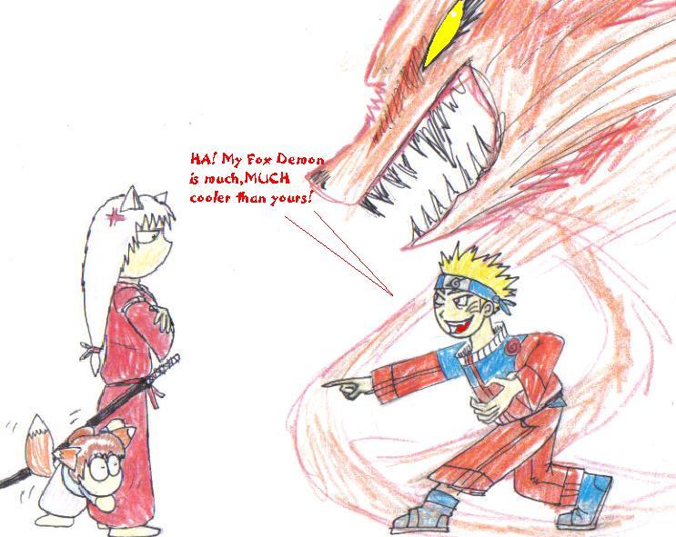 anime fox demon wwwpixsharkcom images galleries with
