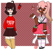 pocky adopts [CLOSED] by ikisosou