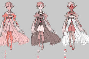 Pink Diamond first form
