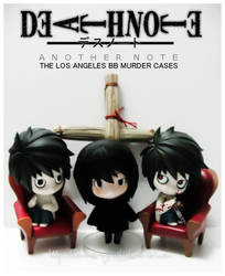DN: Another Note - Nendo Vers.
