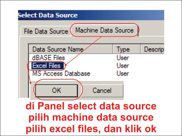 tutorial: Cara Impor Data dari MS Excel ke Corel
