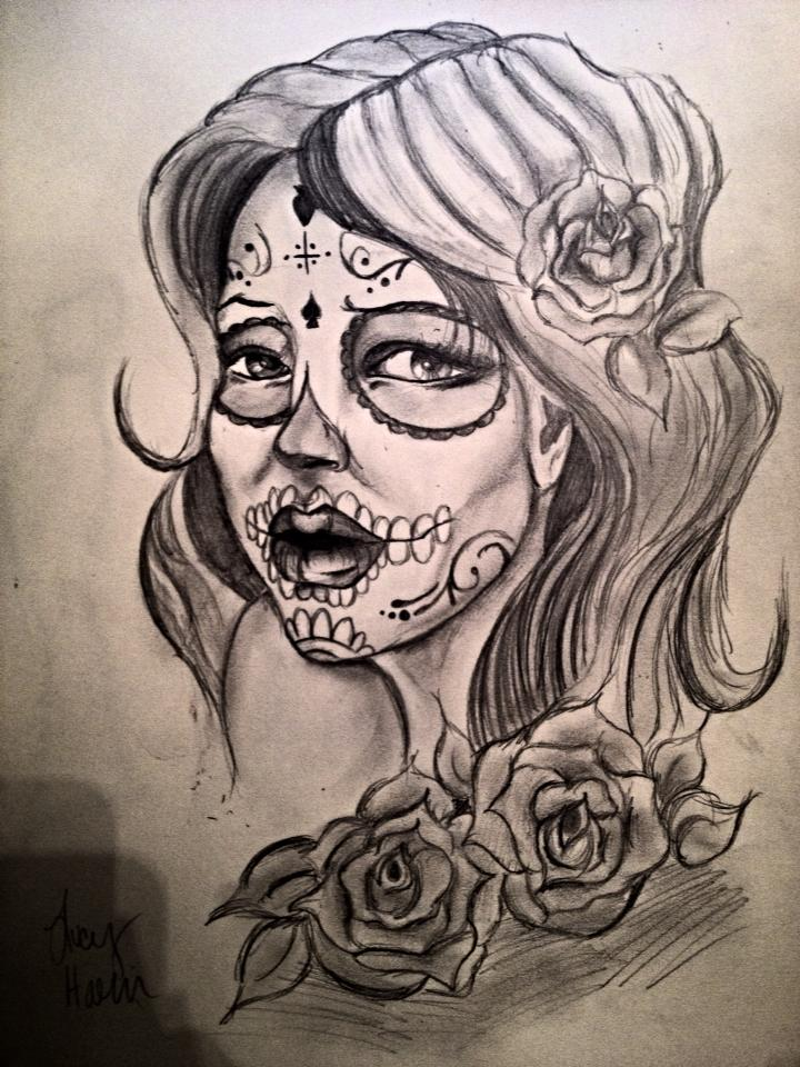 Day of the Dead by MonteBMoneyRulz