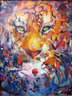 Tiger by Venlian