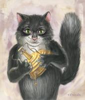 Cat Behemoth by Venlian