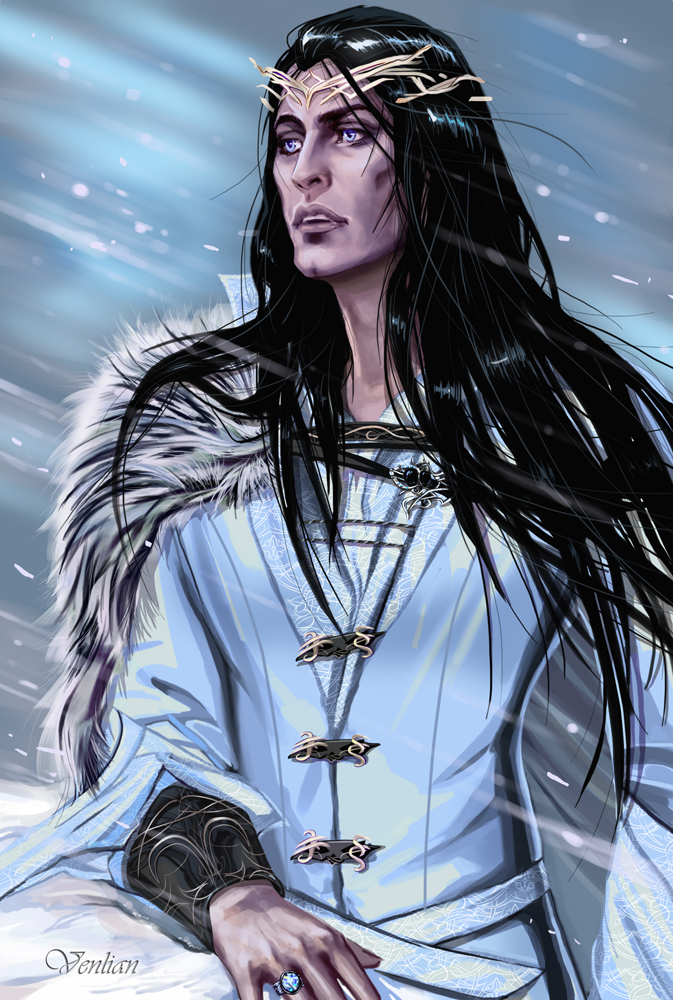 Fingon by Venlian