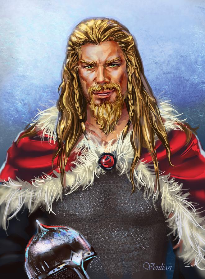 Viking RAGINFRIK by Venlian
