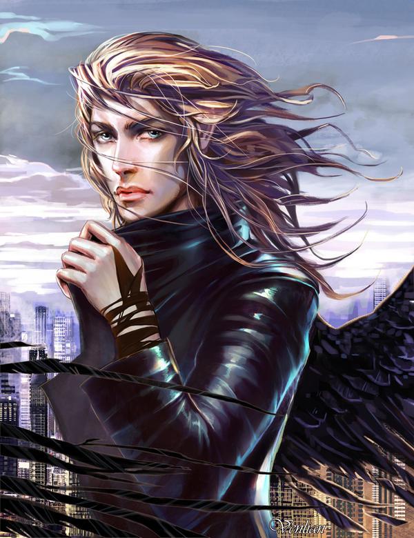 Wind in Wings by Venlian