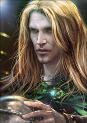 Glorfindel. Before The Storm.