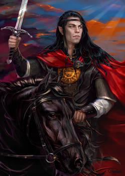 Feanor Noldor King