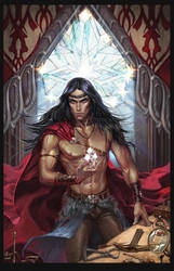 Heart of Feanor by Venlian