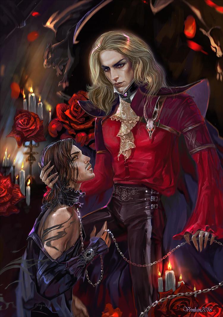 Gothic Love by Venlian