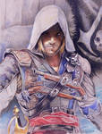 Assassin's Creed Edward Kenway by Venlian