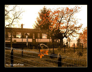 Autumn Travel by GraphixFreak
