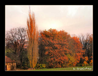 Autumn Landscape by GraphixFreak