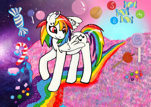 Spectrum Octave in candyland by CinnamonToast-OwO