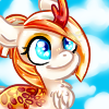 Lumi icon - fixed hair by Cinnamon-scroll