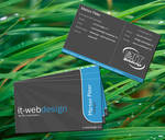 business card it-web