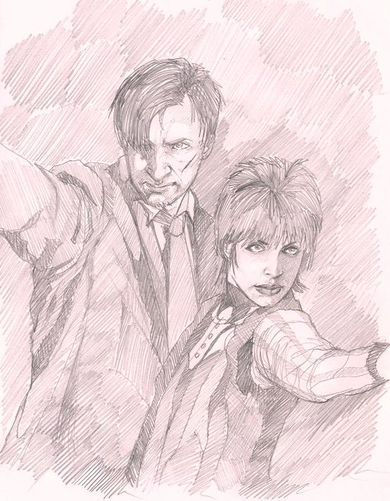 Jeu des dessins HP! ^^ - Page 2 Lupin_Tonks_____by_nashKar