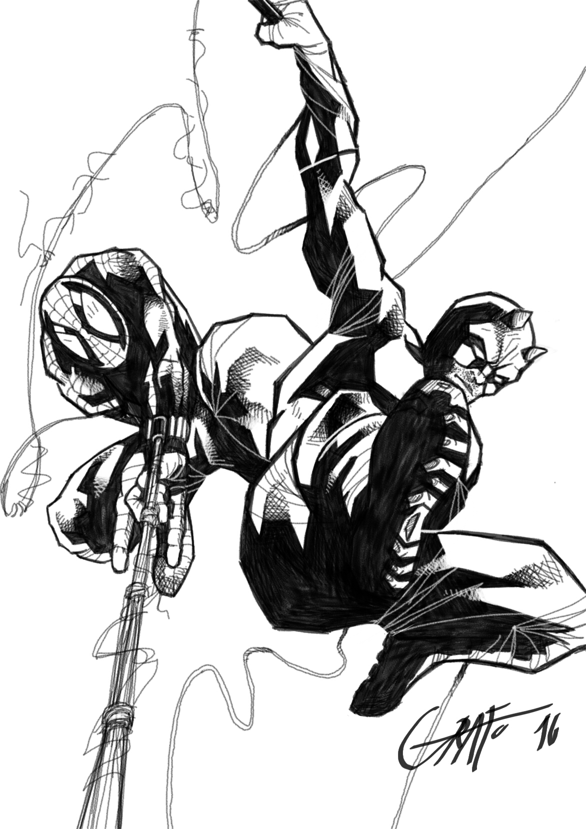 Spidey Y Daredevil