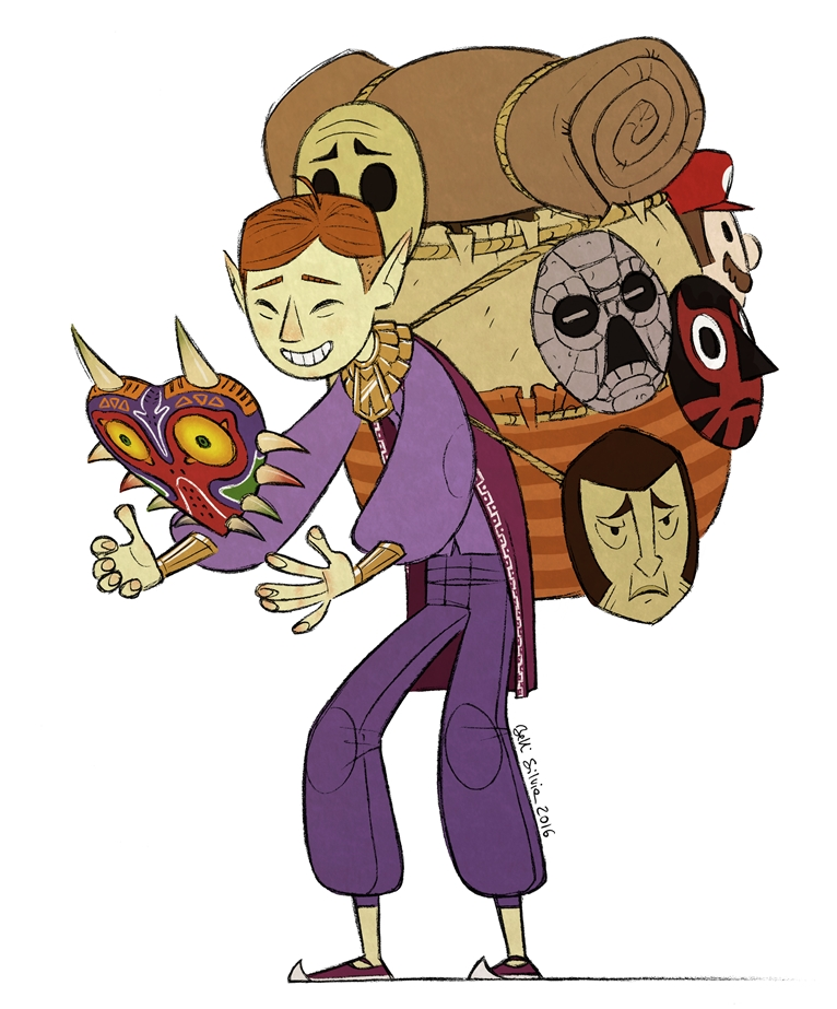 Characters of The Legend of Zelda  Wikipedia