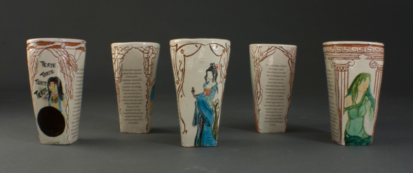 Narrative Cups - Creation by SadistAngel413