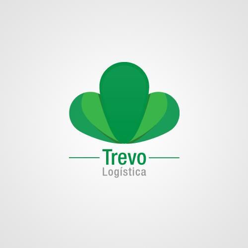 Logotipo Trevo Logistica