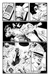 Dick Tracy tryout 1