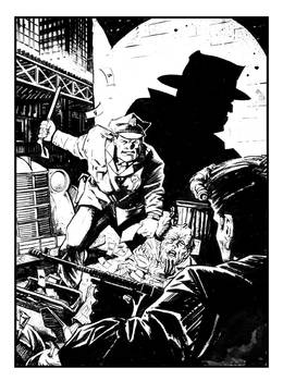 Dick Tracy Tryout 2