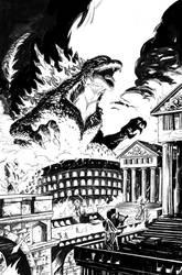 Godzilla: Rage Across Time #5