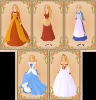 Caroline, the Goose-Girl [dolls]