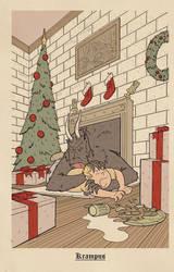 Arsenic Lullaby Krampus