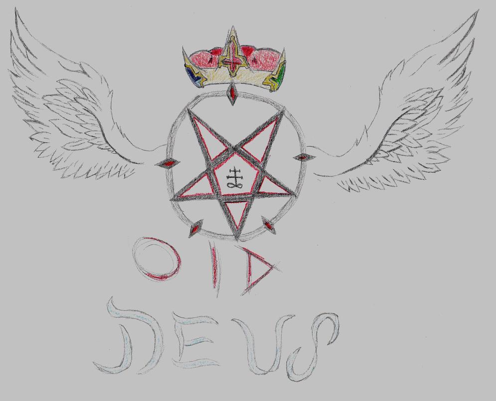 Old Deus by IridiumGloom