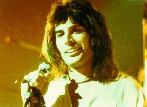 What a cute Freddie
