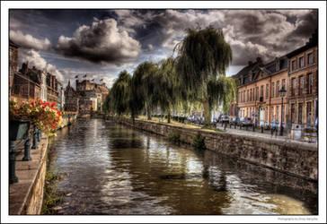 Gent - Ghent: Lieve by OnayGencturk