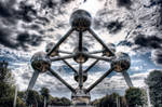 Atomium - HDR