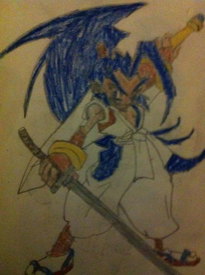 Brave Fencer Musashi by macmanussite