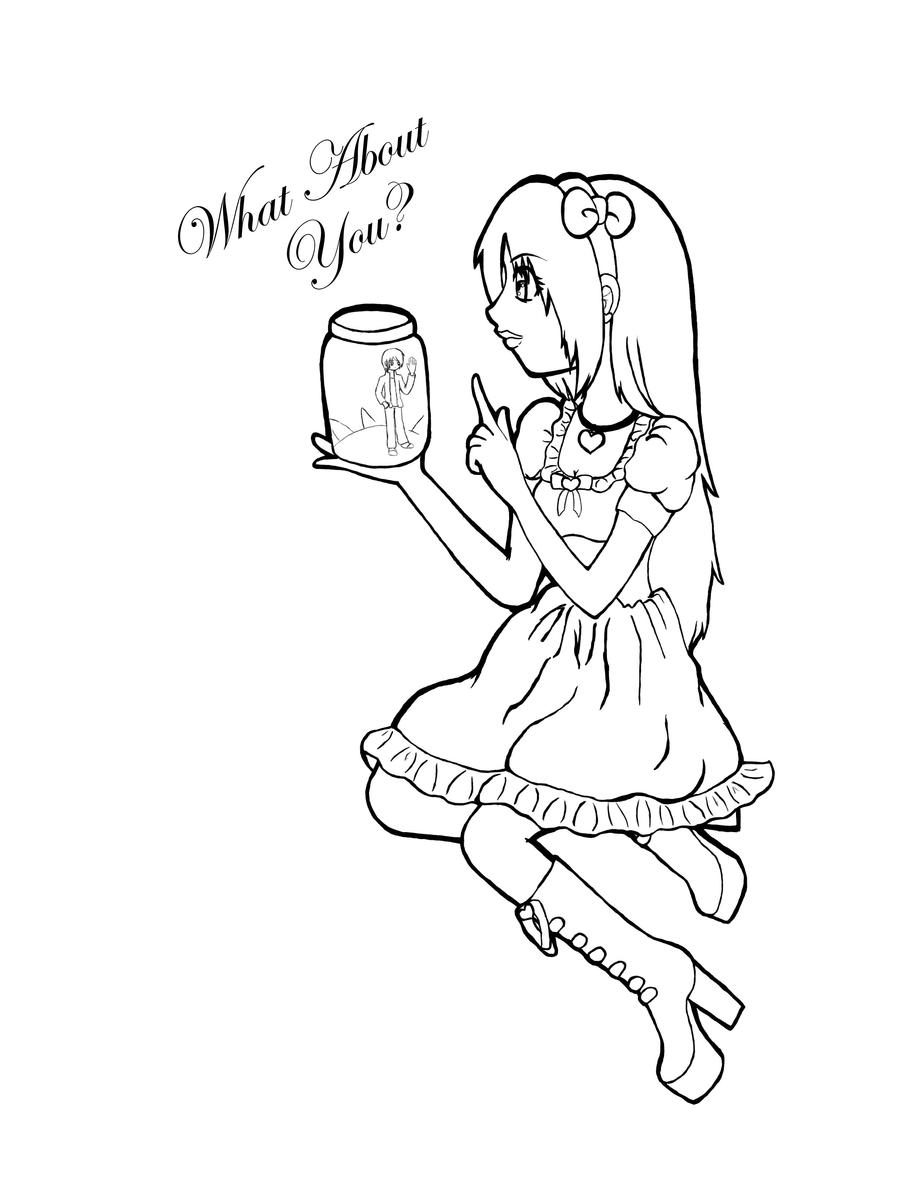 Line Art Love Images : Maybe your my love line art by greenfoxstudio on deviantart