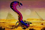 Vilenoc (The Venomous Terror) Monster 05