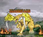Zsaborfang(The Titan Smilidon)