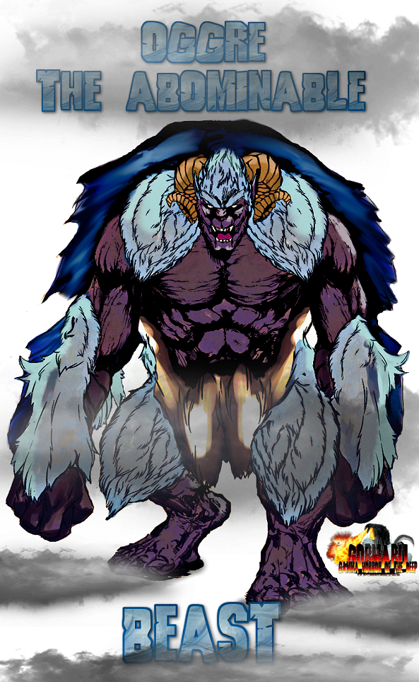 HYO-JIN (The Abominable Beast) BIO Oggre_the_abominable_beast__by_boogie209_davy3lt_by_boogie209-db196hj