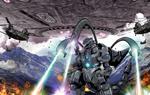 Commence Invasion! 150% Mode-Supreme Robo Gormaru
