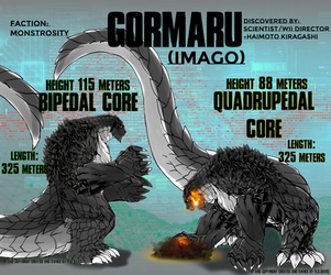 GORMARU(Imago) Core Diagram Sheet by Boogie209