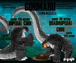 GORMARU(Imago) Core Diagram Sheet