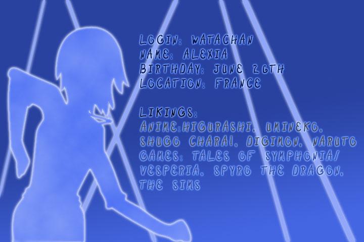 Watachan's Profile Picture
