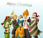 Merry Christmas Wakfu