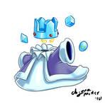Paper Mario- Crystal King
