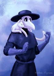 Jestinjoculators Plague Doctor