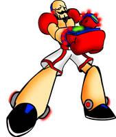 Box Man by Flame-G102