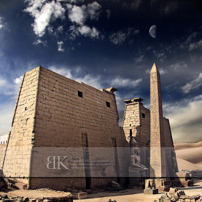 Luxor by slight-art-obsession